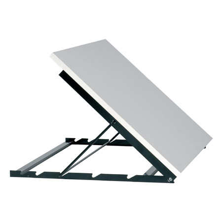 Bieffe bf rack lutrin inclinable schleiper online for Mesa de dibujo ikea