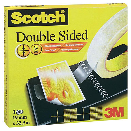 3M Scotch 665 Double Sided Tape