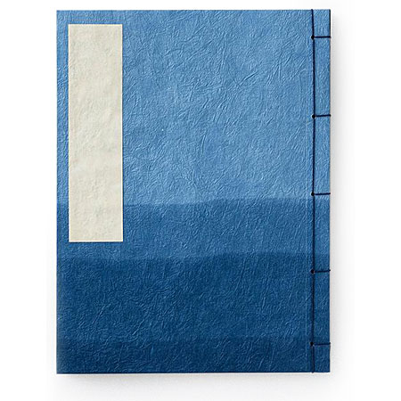 Awagami Wacho Danzome - 50 pages notebook - japanese binding - 18x24cm