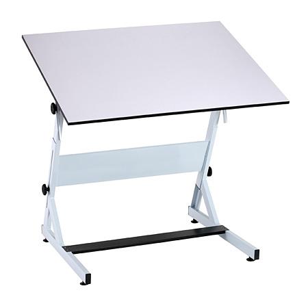 bieffe af15 table dessin r glable en hauteur et en inclinaison planche 70x100cm. Black Bedroom Furniture Sets. Home Design Ideas