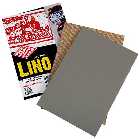 essdee paquet de 2 plaques de lino paisseur 3 2mm schleiper online catalogue. Black Bedroom Furniture Sets. Home Design Ideas