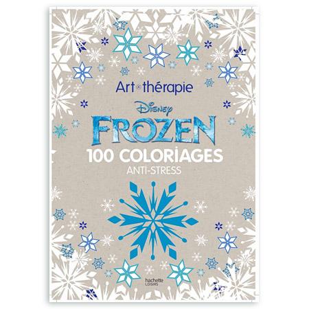 Coloriage Anti Stress Disney.Disney Frozen 100 Coloriages Anti Stress Schleiper Online