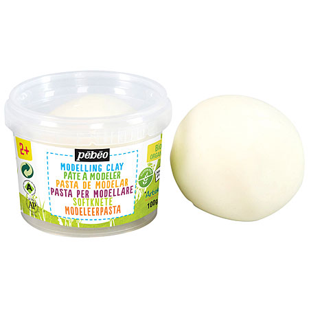 Pébéo 100% natural modelling paste - 100g jar