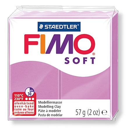 Staedtler Fimo Soft - polymer clay - block 56g