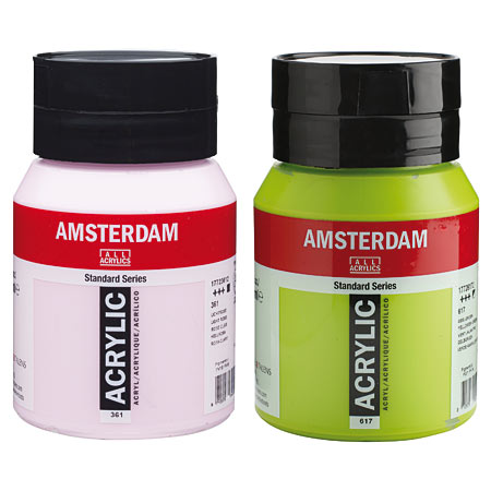 Talens Amsterdam - fine acrylic paint - 500ml pot
