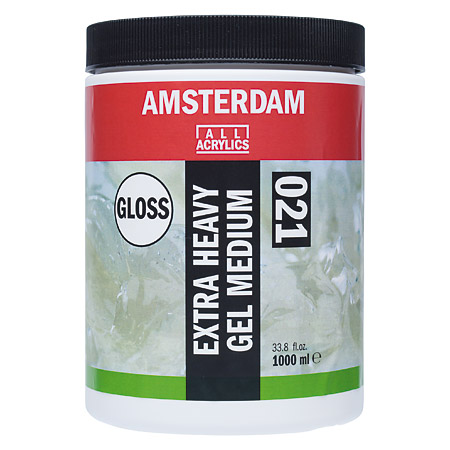 Talens Amsterdam 021 - Extra heavy gel medium - glossy