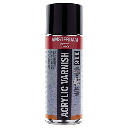 Talens Amsterdam 114 - acrylic varnish - satin-gloss - 400ml spray can