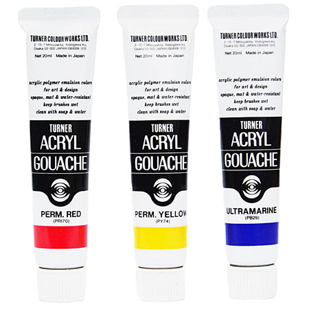 Turner Colour Works Acryl gouache - tube 20ml