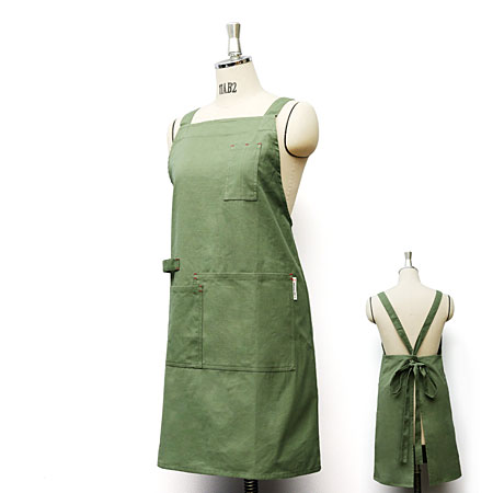 Turner Colour Works Cotton artist's apron - one size
