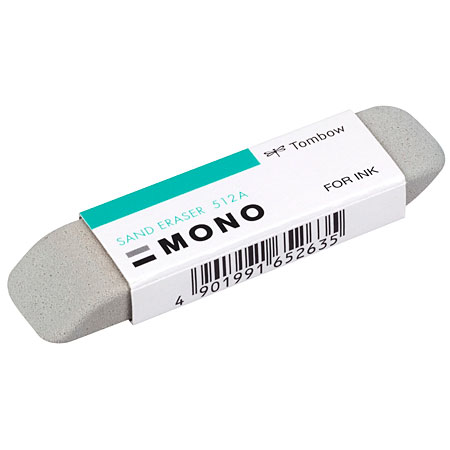 Tombow Mono Sand - eraser for ink