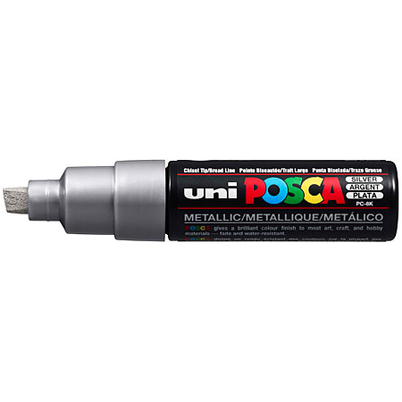 Posca PC-8K - marker - chisel broad tip (8mm)