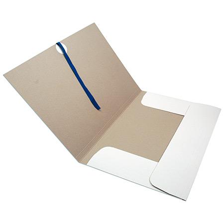 Ursus farde dessin en carton blanc avec rabats rubans a3 schleiper e shop express - Carton a dessin a3 ...