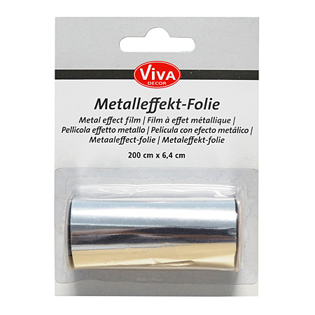 Viva Decor Metal effect film - roll 6,4cmx2m