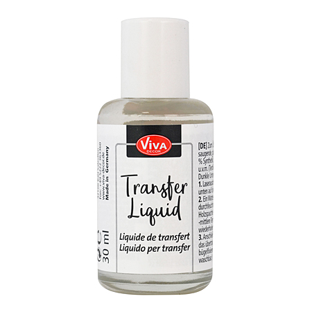 Viva Decor Liquide de transfert d'image - flacon 30ml